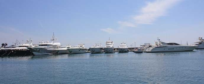 45 Metre Berth for Sale Golfe Juan