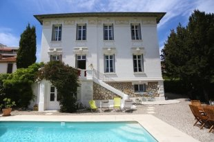 Beautiful Belle Epoque Villa rental with 6 bedroom - CANNES Image #1