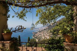 Villa rental with sea view - Roquebrune Cap Martin Image #1