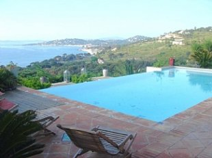 Villa for rent Moroccan style in St Maxime with 5 bedrooms - SAINTE MAXIME Image #1