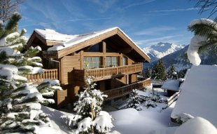Chalet for rental with 6 bedrooms - COURCHEVEL Image #1