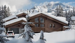 Luxurious Chalet for rental with 6 bedrooms - COURCHEVEL Image #1