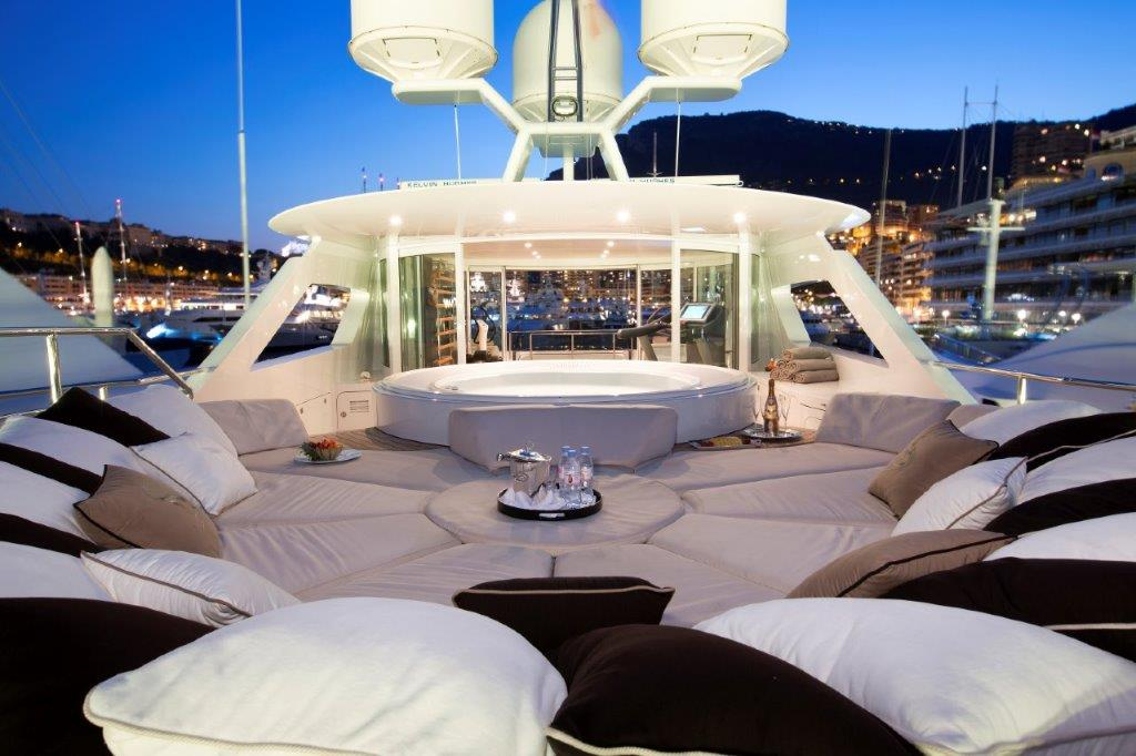 heesen superyacht sweet doll