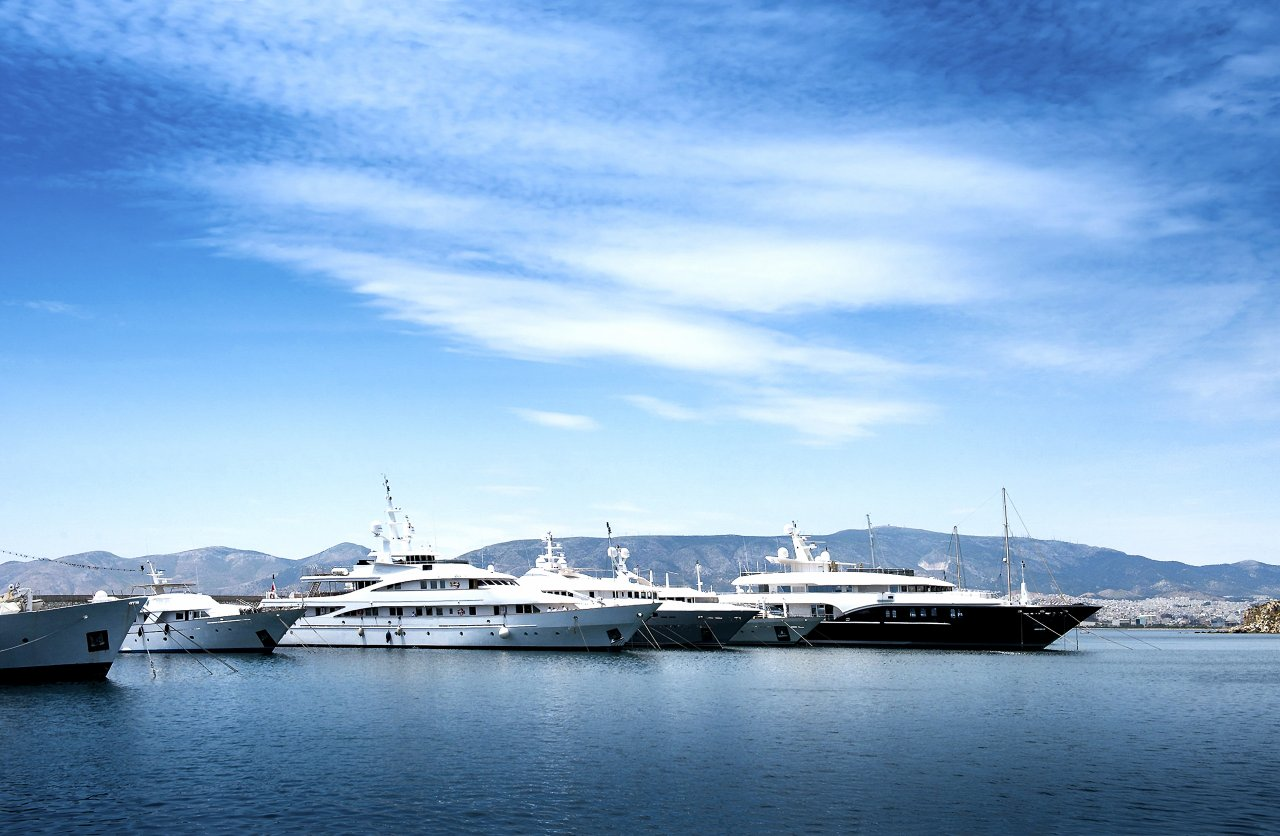 superyacht sales