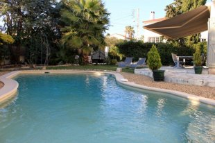 Villa rental with 4 bedroom  close to the center of JUAN LES PINS Image #1