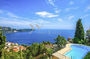 Villa for sale with a panoramic sea view and 7 bedroom - ROQUEBRUNE CAP MARTIN Image #1