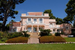 Villa for rental with a panoramic sea view and 6 bedrooms - St Jean Cap Ferrat Image #1