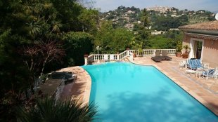 villa rental mougins
