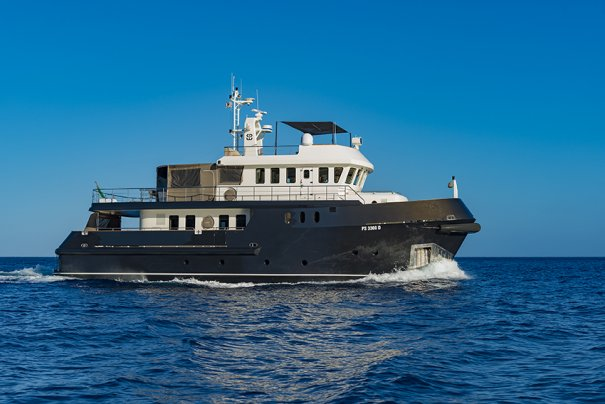 Explorer Yacht for Sale