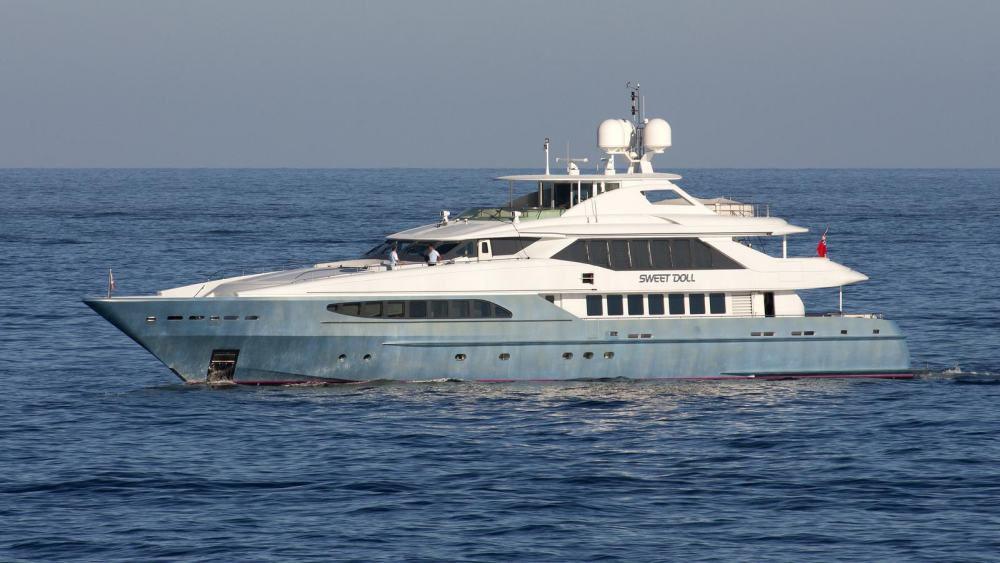 Sold – Heesen 46m Superyacht Sweet Doll